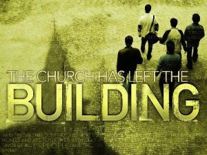 the-church-has-left-the-building-logo