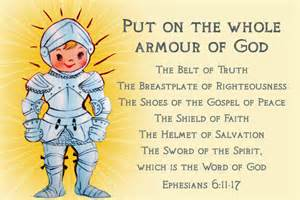 The Armor Of God A 7 Day Devotional Patti Burris