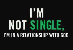 im not single