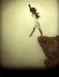 girl on edge