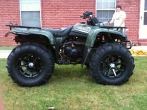large-4-wheeler