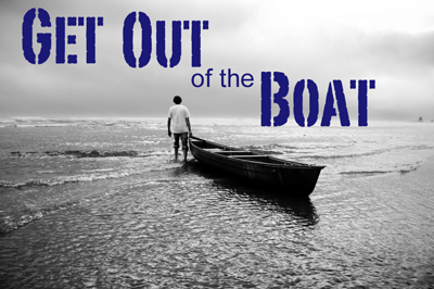 Image result for get out of the boat